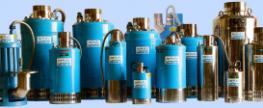 Pompy Mody Pumps do zastosowań w odwadnianiu